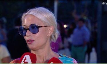 Μαρία Μπακοδήμου: Δήλωση-βόμβα για το τηλεοπτικό μέλλον της