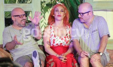 Σύσσωμη η Ελληνική showbiz στην επίσημη πρεμιέρα της παράστασης «Κοκομπλόκο»