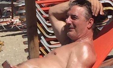 Ο Mr.Big ... στην Κρήτη (φωτό)