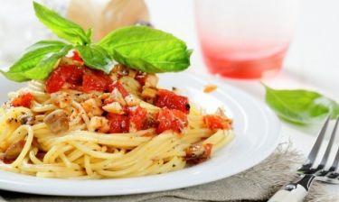Τα ζυμαρικά αδυνατίζουν, υποστηρίζουν Ιταλοί ερευνητές!