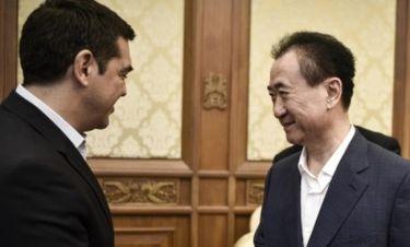 Τσίπρας: Κάλεσε τους Κινέζους να γυρίσουν ταινίες στην Ελλάδα