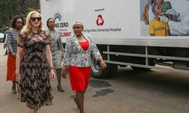 Η Μαντόνα έκλαψε για τον βιασμό 5χρονου στο Ναϊρόμπι