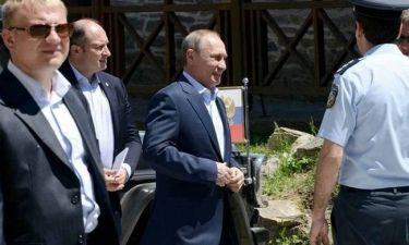 Πούτιν ευχαριστεί Ελλάδα και Άγιο Όρος