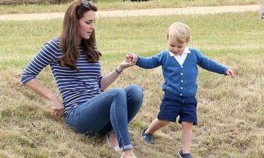 Tην αγαπημένη βόλτα του γιου της George, αποκάλυψε η Kate Middleton