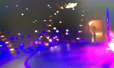 Η συναυλία της Ζήνα χθες στο Βεάκειο και οι λυγμοί της γυναίκας του Μητροπάνου (Νassos blog)