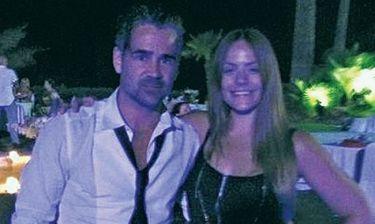 Κόλιν Φάρελ: Στη Λεμεσό για το γάμο του πατέρα του