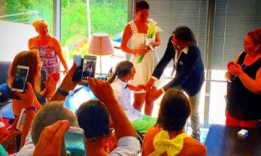 Ψινάκης:«Ο πιο συγκινητικός γάμος, που έχω κάνει. Ήρθε ο Παραολυμπιονίκης με το αμαξίδιο…»
