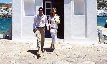 Όλα όσα έγιναν στον γάμο της χρονιάς στην Μύκονο