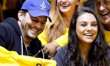 Η Mila Kunis, λίγο πριν γεννήσει, μιλά για την κακή της σχέση με τον Ashton Kutcher