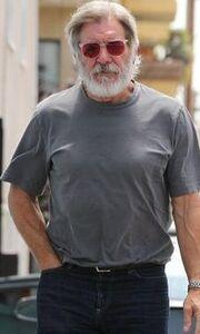 Αγνώριστος ο Harrison Ford