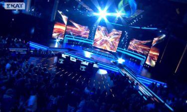 Η φαντασμαγορική έναρξη του τελικού του X-Factor