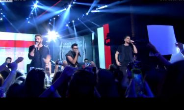 The X-Factor: Stereo Soul και Ιαν Στρατής μαζί στην σκηνή