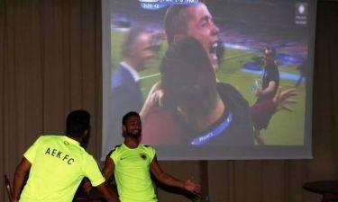 Τρελάθηκε ο Μπαρμπόσα με Πορτογαλία! (photos)