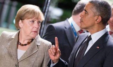 Μέρκελ σε Ομπάμα: Δείτε το ελληνικό success story