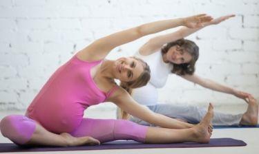 Άσκηση στην εγκυμοσύνη: Ποιους κινδύνους απομακρύνει