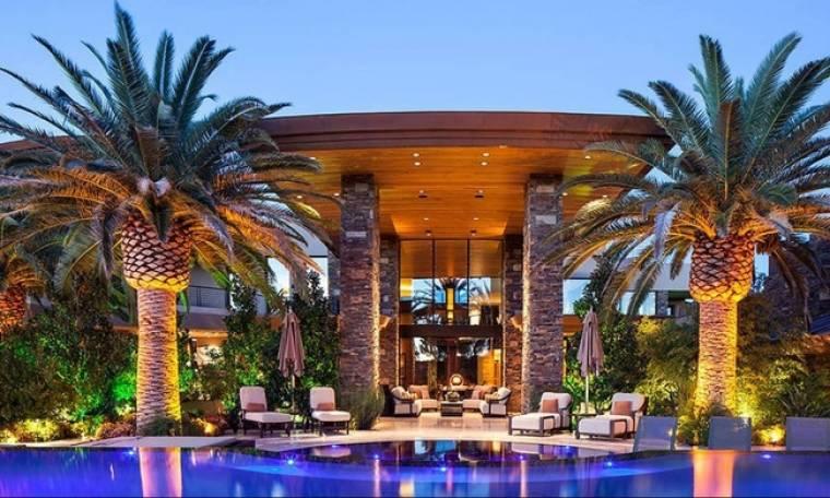 Μέσα στην έπαυλη του Ντέιβιντ Κόπερφιλντ, το πιο ακριβό σπίτι στο Λας Βέγκας