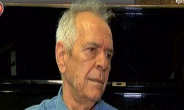 Γιώργος Αρμένης: «Έχω δώσει στην ΕΡΤ δέκα σειρές και ακόμη περιμένω»
