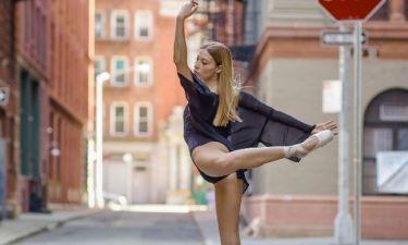 Αλεξάνδρα Αβράμη: Αυτή είναι η ελληνίδα χορεύτρια που ξεχώρισαν ο Martin Scorsese και ο Mick Jagger!