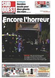 Τα πρωτοσέλιδα του διεθνούς Τύπου για το μακελειό στην Γαλλία
