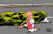Επίθεση Νίκαια: Συγκλονίζει το σκίτσο που απεικονίζει το μακελειό