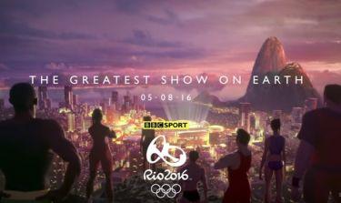 Επικό trailler του BBC για τους Ολυμπιακούς Αγώνες του Ρίο