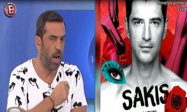 Σάκης Ρουβάς: Δε θα πιστεύετε πόσο κοστίζει το πρώτο τραπέζι στην συναυλία του στη Μύκονο