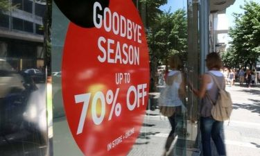 Ανοικτά τα καταστήματα σήμερα (17/7) - Εκπτώσεις με απεργίες εμποροϋπαλλήλων