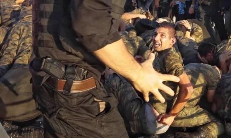 Συγκλονίζουν τα βασανιστήρια στους Τούρκους στρατιώτες (photo-video)