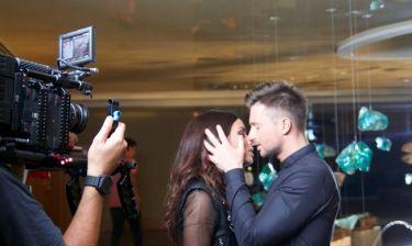Η Σωτηροπούλου πρωταγωνιστεί στο video clip του Lazarev