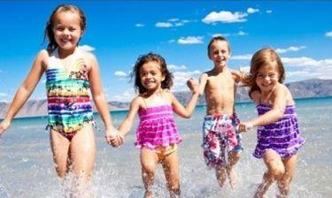 Kαλοκαιρινές διακοπές με ασφάλεια-Συμβουλές του Σωματείου «Αντιμετώπιση Παιδικού Τραύματος»