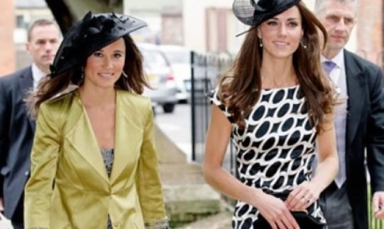 Η Pippa παντρεύεται και η Kate Middleton βρίσκεται σε «αναμμένα κάρβουνα». Γιατί;