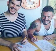 Οι Stereo Soul υπέγραψαν το πρώτο τους δισκογραφικό συμβόλαιο!
