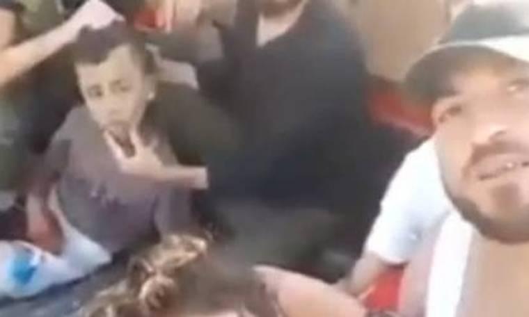 Οργή και αγανάκτηση για τον αποκεφαλισμό 12χρονου αγοριού από αντάρτες στη Συρία