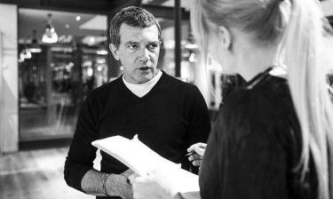 Ο Αντόνιο Μπαντέρας θα υποδυθεί τον καταραμένο σχεδιαστή μόδας Τζιάνι Βερσάτσε