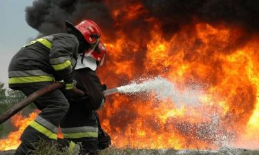 Συναγερμός για φωτιά στη Ραφήνα