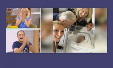 Οι πρώτες δηλώσεις του Βουτσά μετά τη γέννηση του γιου του: «Δεν περίμενα να κλάψω τόσο πολύ»