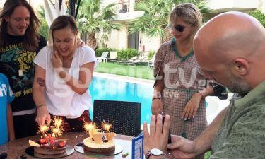 Τα σούπερ γενέθλια της Πηνελόπης Αναστασοπούλου με… «Κοκομπλόκο»!