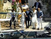 Λαμπερός γάμος στην Πάτμο για τους…
