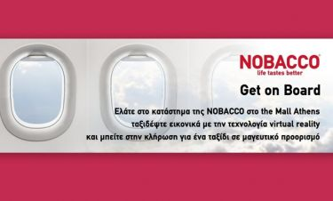 Get on board with NOBACCO!
