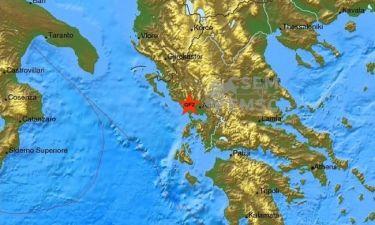 ΕΚΤΑΚΤΟ: Ισχυρός σεισμός στην Πρέβεζα