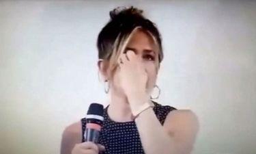 H Jennifer Aniston ξεσπά σε λυγμούς! Η ερώτηση που την έκανε να βάλει τα κλάματα