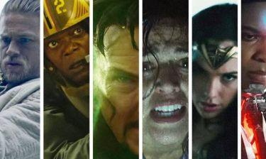 Wonder Woman, Kong, Prison Break, Walking Dead: Όλα τα υπερθεαματικά trailer από το Comic-Con 2016