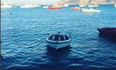Ποια παρουσιάστρια κοιτά τις βάρκες αν κουνιούνται
