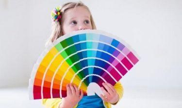 Οταν το παιδί μπερδεύει τα χρώματα μπορεί να έχει αχρωματοψία;