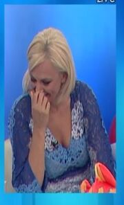 Non Stop! Έπιασε νευρικό γέλιο την Λαμπίρη– Τι έγινε;