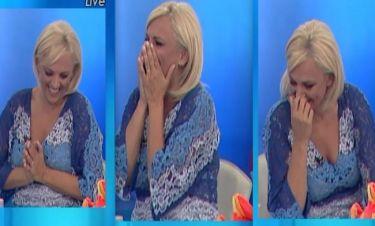 Non Stop! Έπιασε νευρικό γέλιο την Λαμπίρη – Τι έγινε;