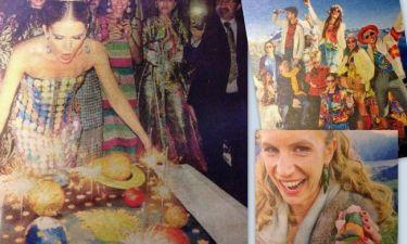 Ευγενία Νιάρχου: Φωτογραφίες από το απίθανο πάρτι γενεθλίων της στο Σεν Μόριτς