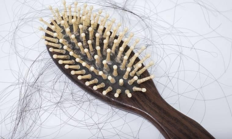 Απώλεια μαλλιών: Η διατροφή για να την προλάβετε