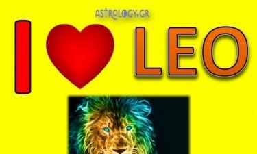 Ι Love Leo! Γιατί είναι ένας και μοναδικος!