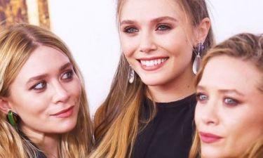 Σπάνια εμφάνιση: Οι 3 αδελφές Olsen αποδεικνύουν πως ανήκουν στην πιο stylish οικογένεια